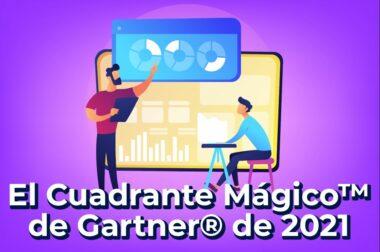 El Cuadrante Mágico™ de Gartner® de 2021